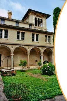 Cloitre du chateau cagninacci - Chambres d'hotes en HAute Corse